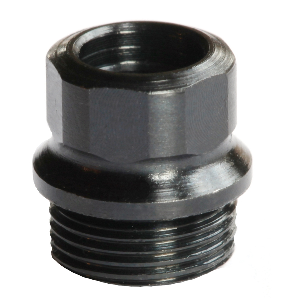 Hex drive bushing blue pieces
