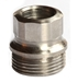 Hex Drive Bushing, Repair, Full Size,  Stainless 4 pieces - B-R-FSS-4