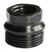 Hex Drive Bushing, Repair (oversize), Slim, Black, 4 pieces - B-R-SCB-4
