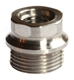 Hex Drive Bushing, Slim, Stainless, 24 pieces - B-SSS-24